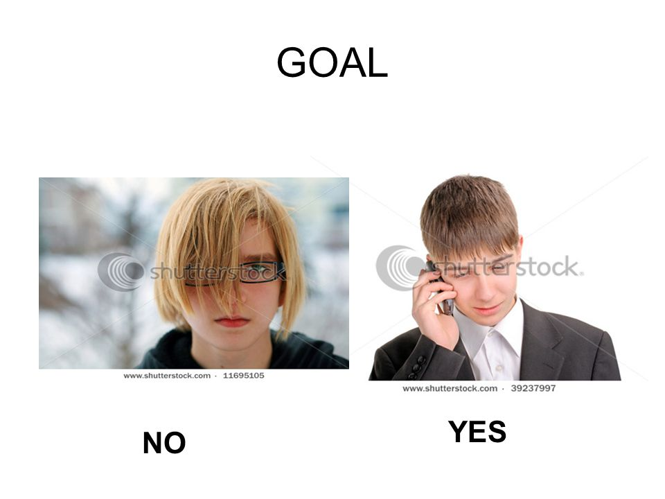 GOAL YES NO