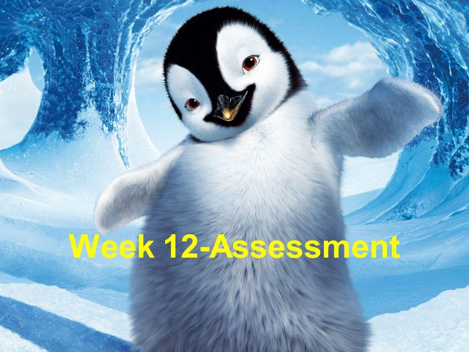 Week 12-Assessment