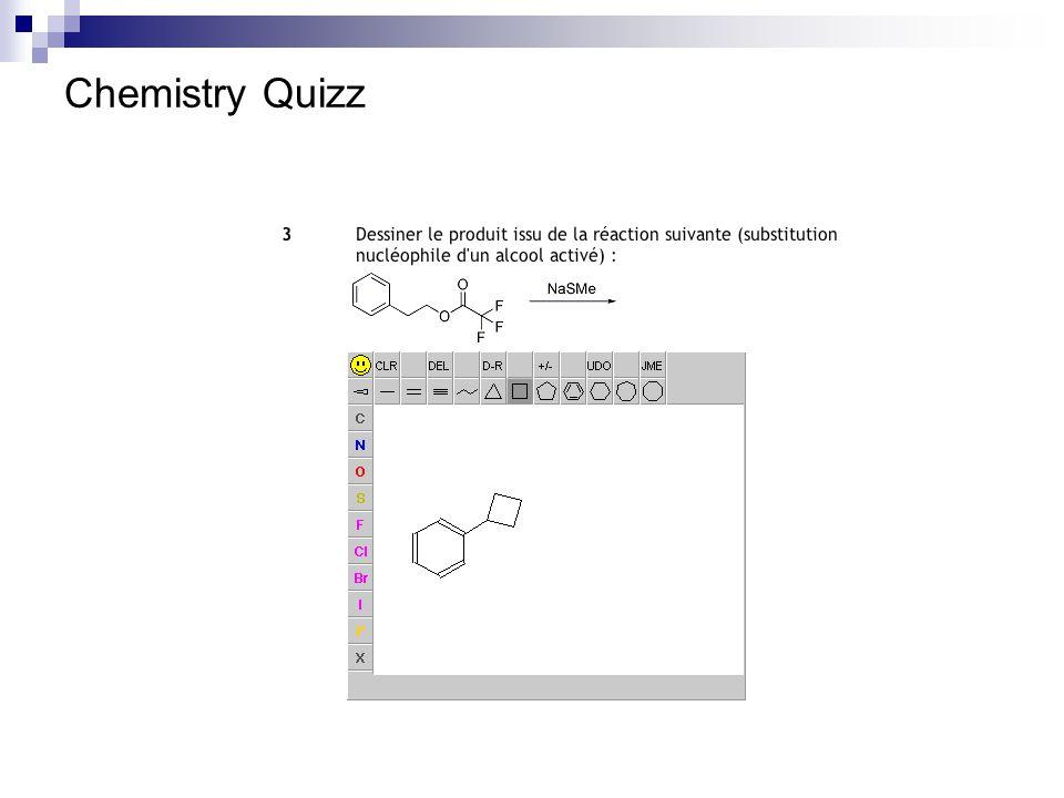 Chemistry Quizz