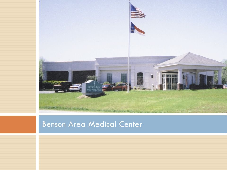 Benson Area Medical Center