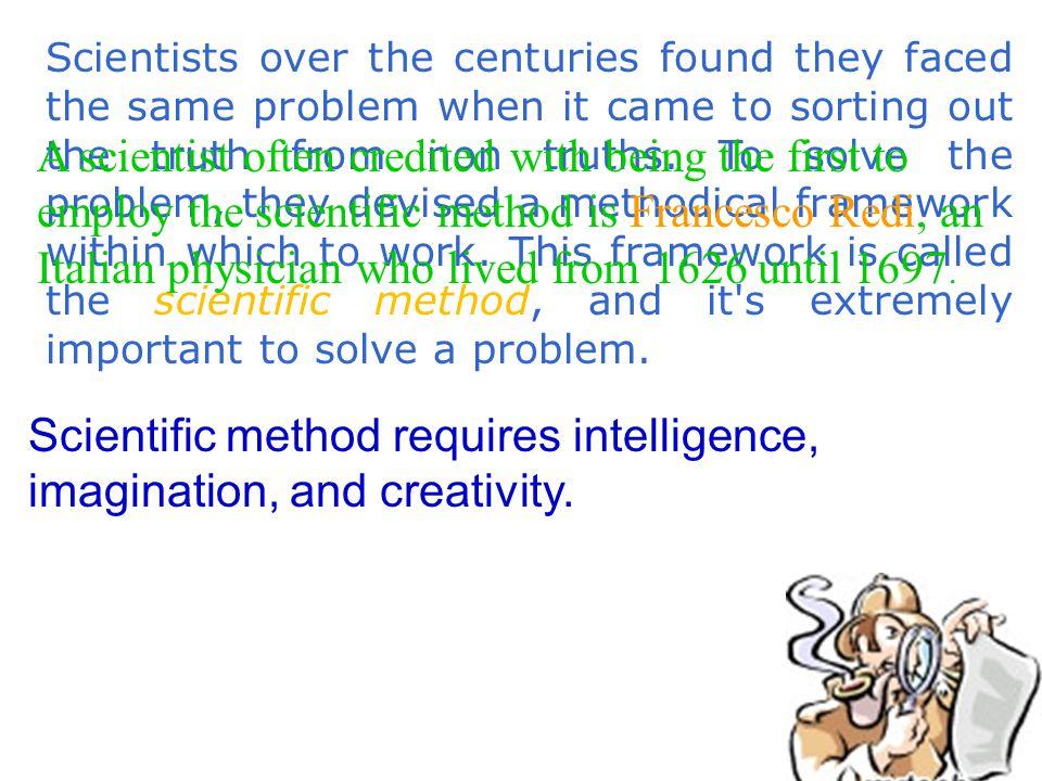 What is scientific method.