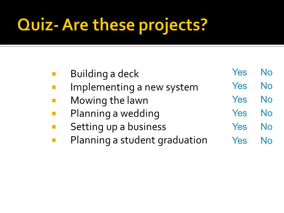  Project scope – Have all the project requirements (i.e., deliverables) been completed.