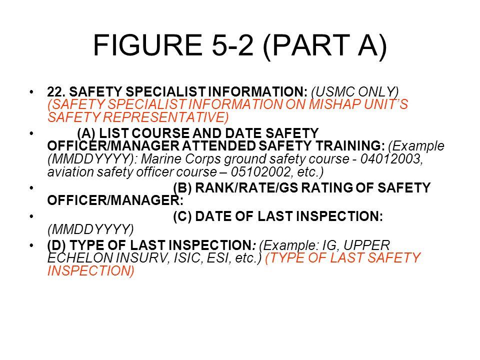 FIGURE 5-2 (PART A) 22.