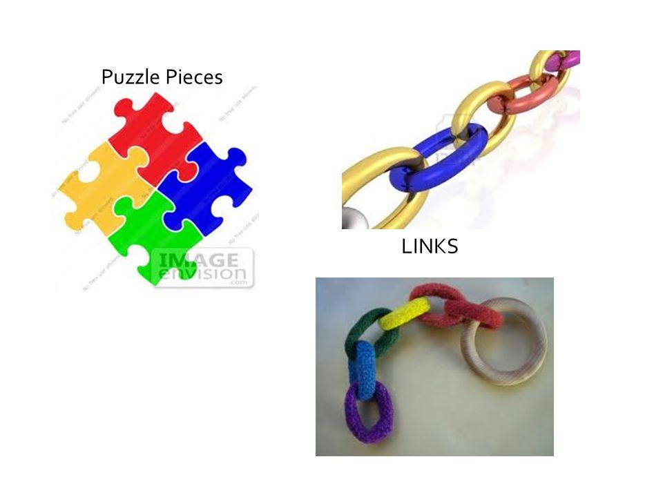 Puzzle Pieces LINKS