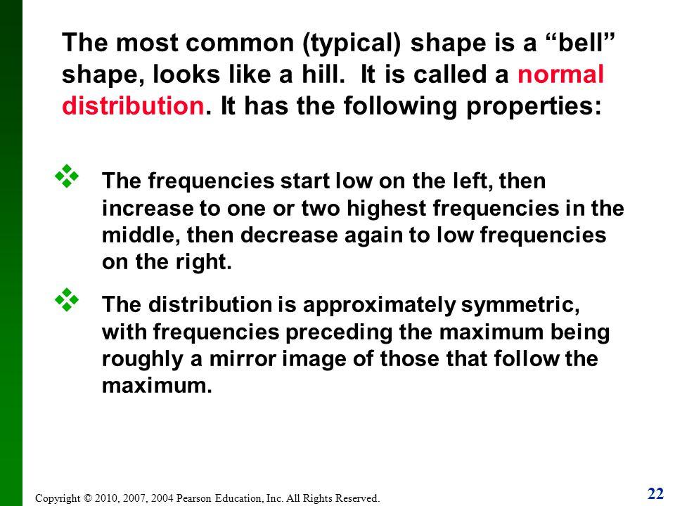 22 Copyright © 2010, 2007, 2004 Pearson Education, Inc.