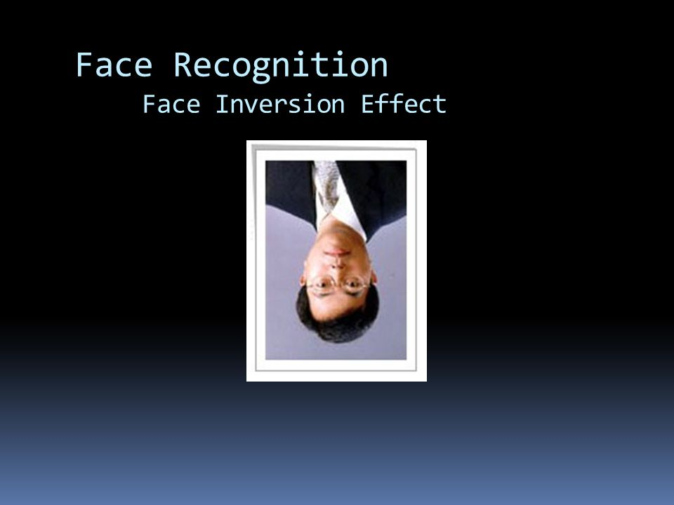 Face Recognition Other-Race Effect