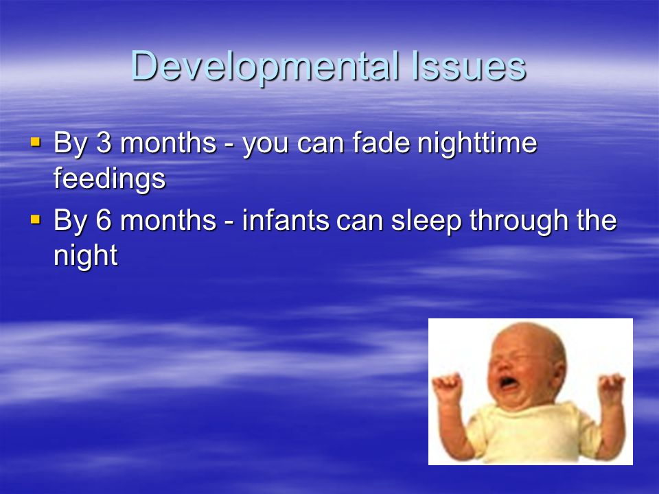 Sleep Better!  Coverage of sleep problems and their treatments  Written for families