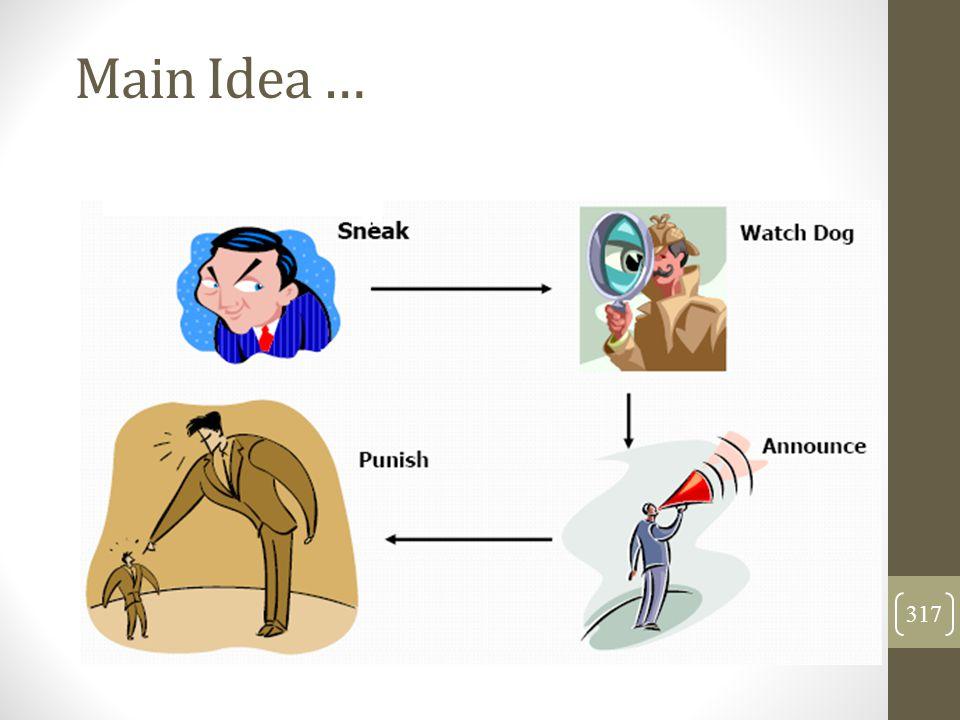 Main Idea … 317
