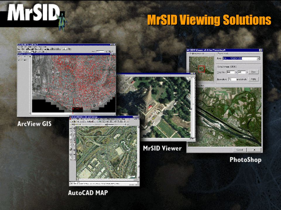 MrSID Viewing Solutions