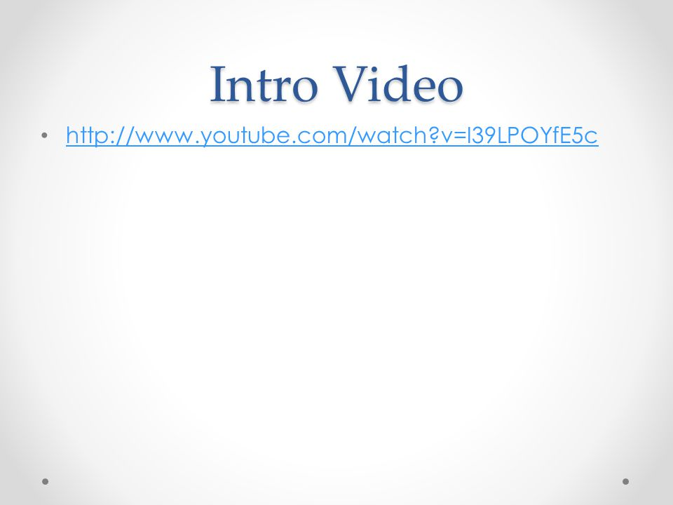 Overview 1)Watch fun learning styles video 2)Complete intro to learning styles activity 3)Complete learning styles inventory 4)Select learning strategies to use based on learning style 5)Learn how to advocate for one's own learning style while considering of the needs of others in the class 6)Connect learning style to career interests