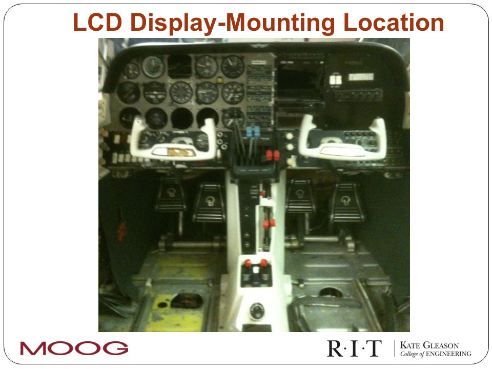 LCD Display-Mounting Location