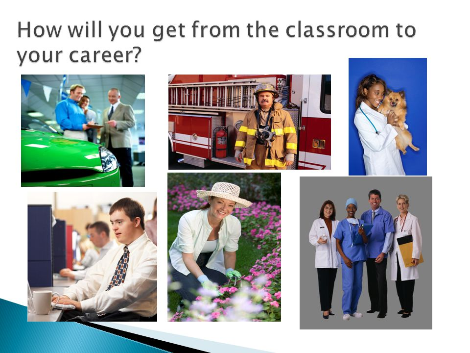  You will identify interests and learn about college and career choices.