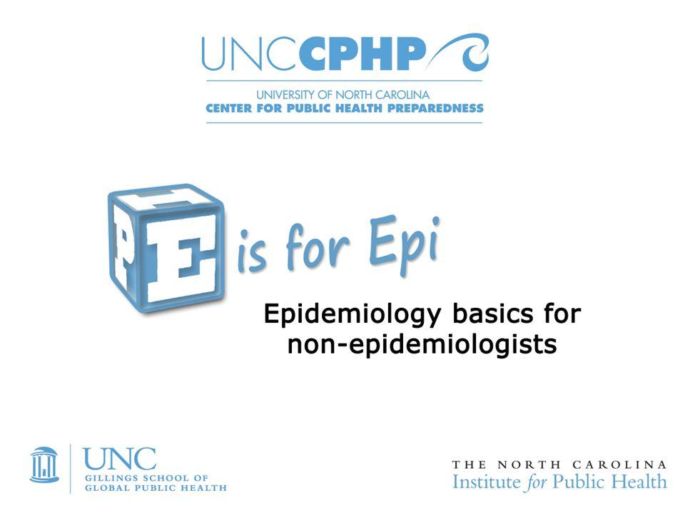 Data Analysis Basics for Analytic Epidemiology Session 3, Part 3