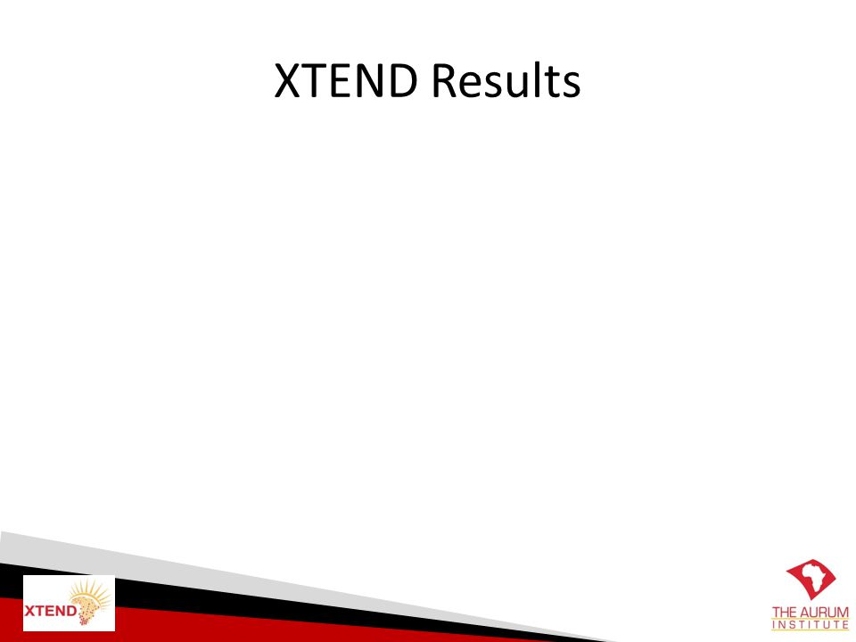 XTEND Results