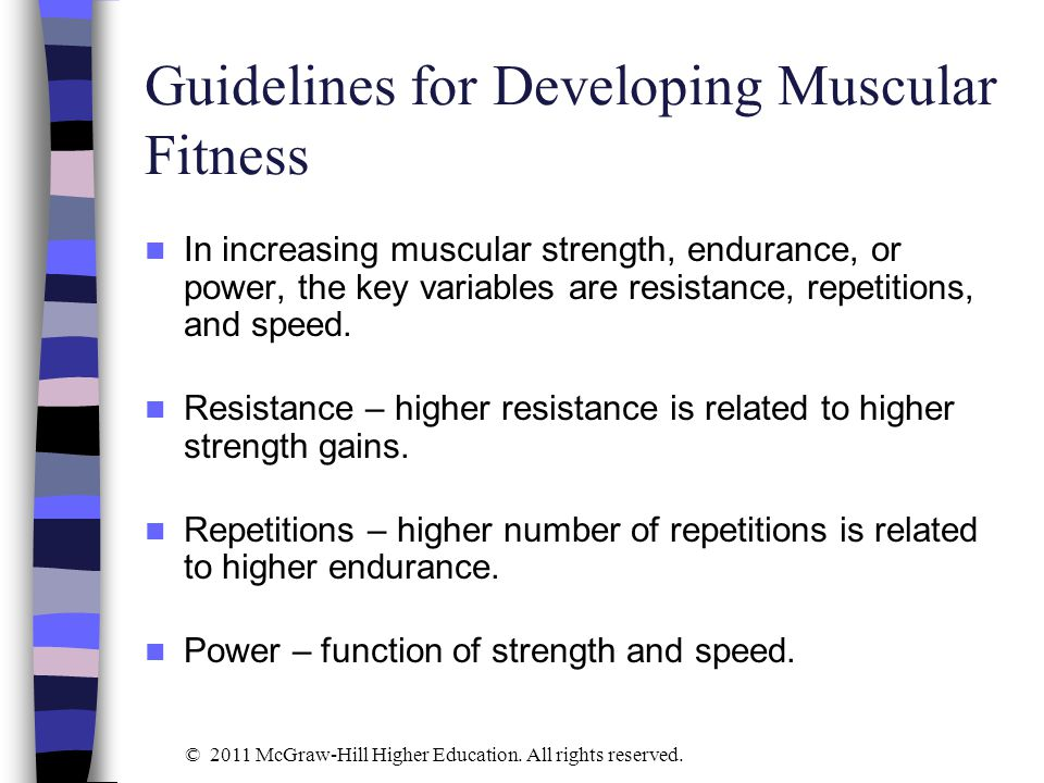 Study Question 7 How does muscular fitness contributes to wellness.