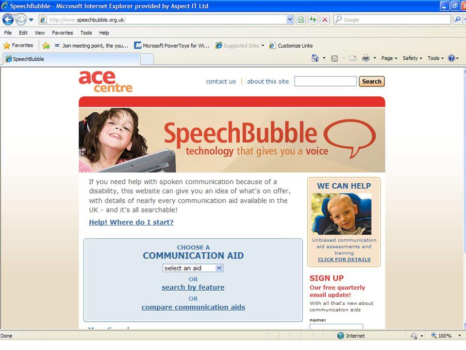 www.speechbubble.org.uk
