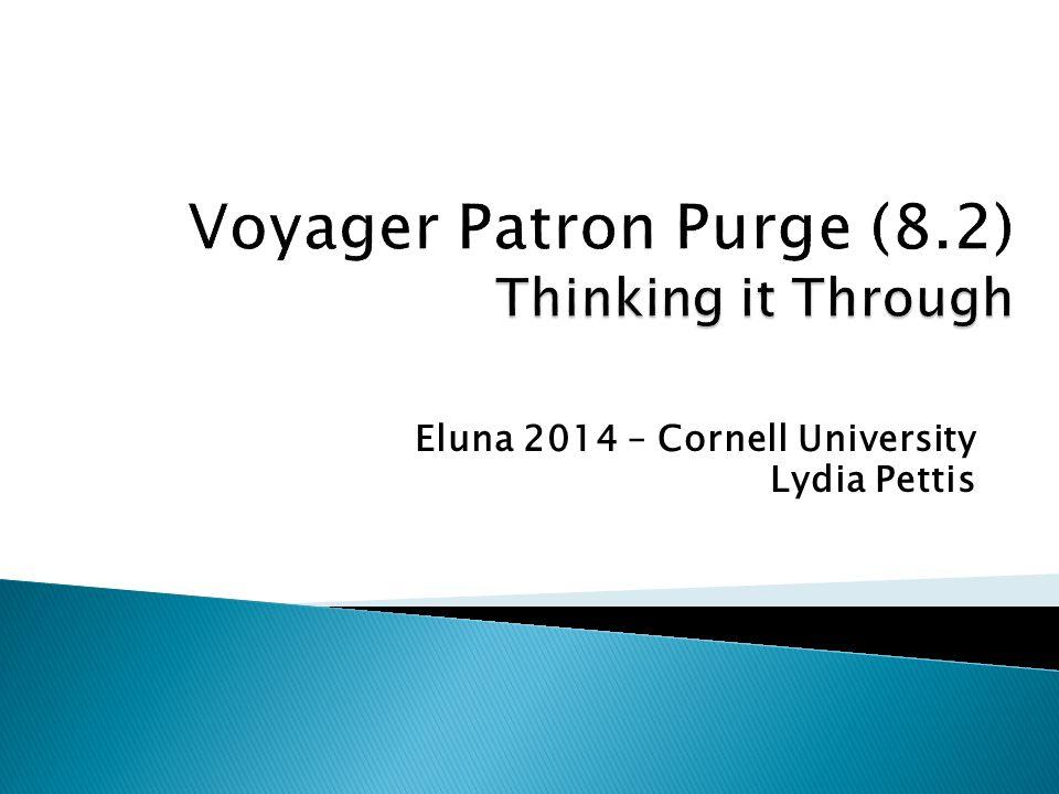 Eluna 2014 – Cornell University Lydia Pettis