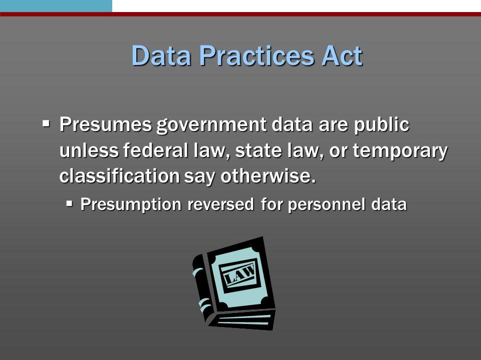Comprehensive law-enforcement data – in general