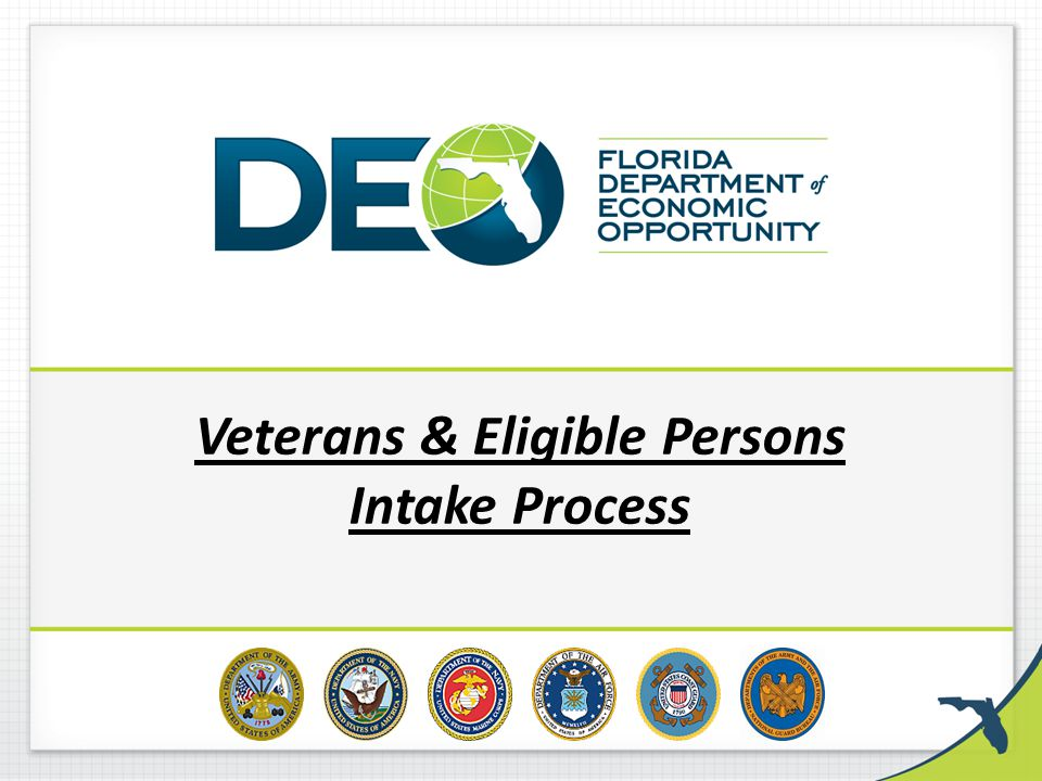 Jobs for Veterans State Grant (JVSG) refocusing is a joint VETS-ETA effort to best meet the employment needs of veterans at CareerSource Centers.