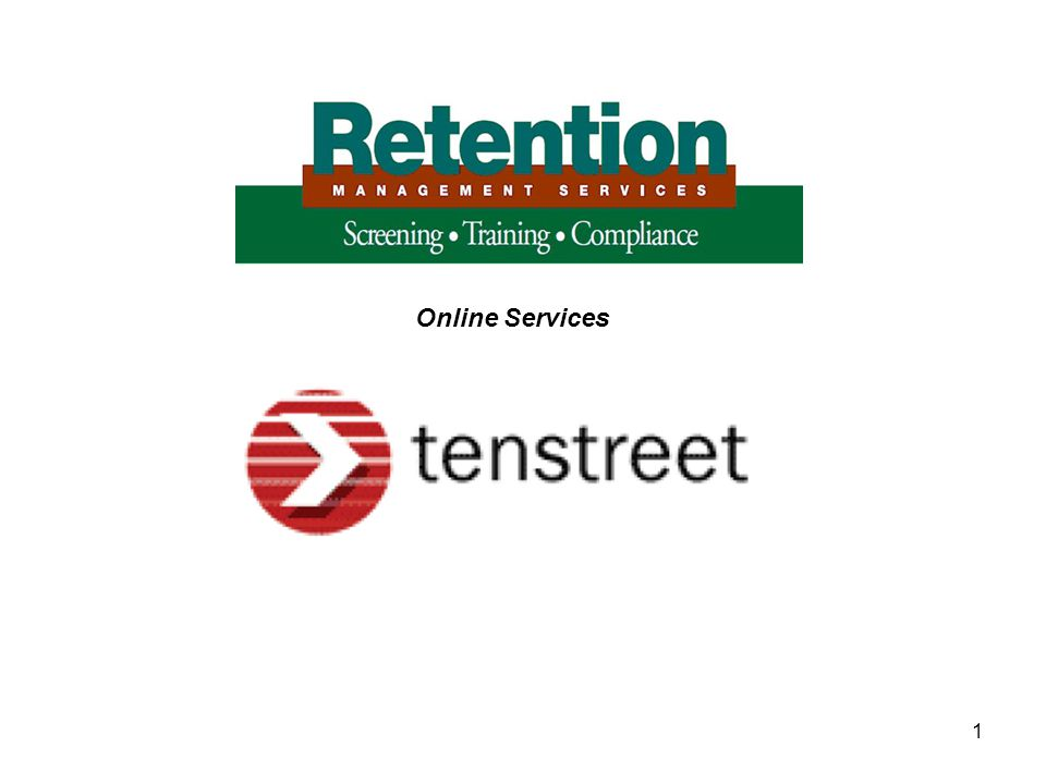 2 RMS has licensed the Tenstreet online application and driver qualification platform in order to offer our clients this comprehensive management tool, along with our hands-on training and risk management support.