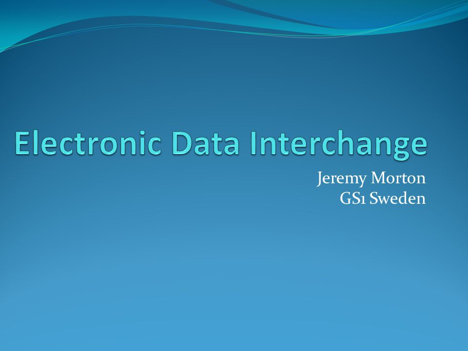 Structured data - 1 Line number , Item number , Quantity 1, 1234, 99 2, 5678, 50 … All records the same 2009-03-24EDI/BizTalk22