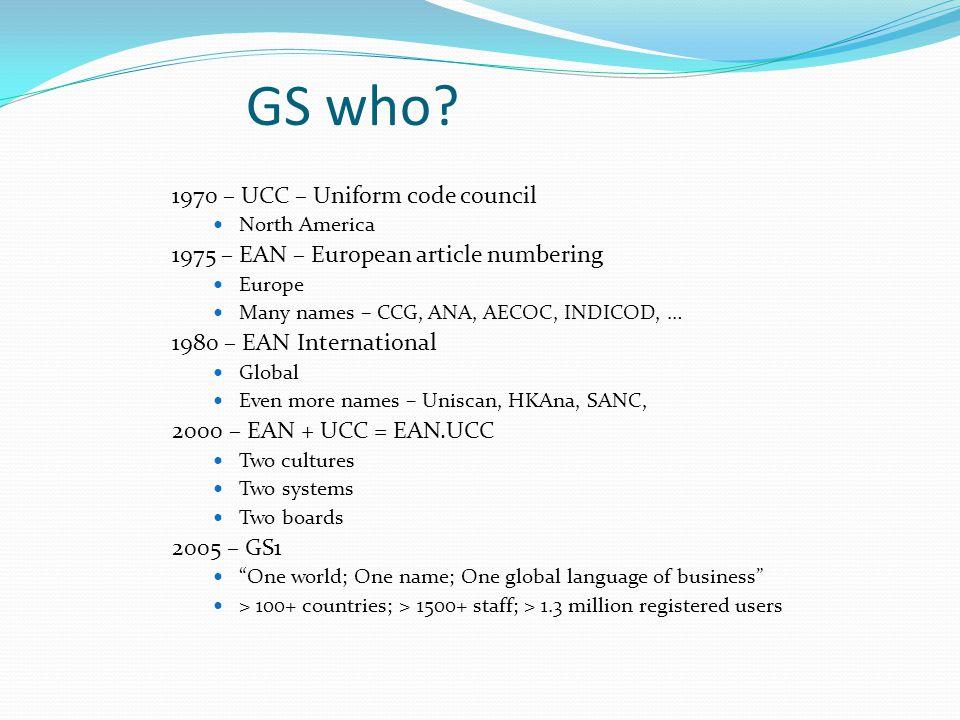 GS who.