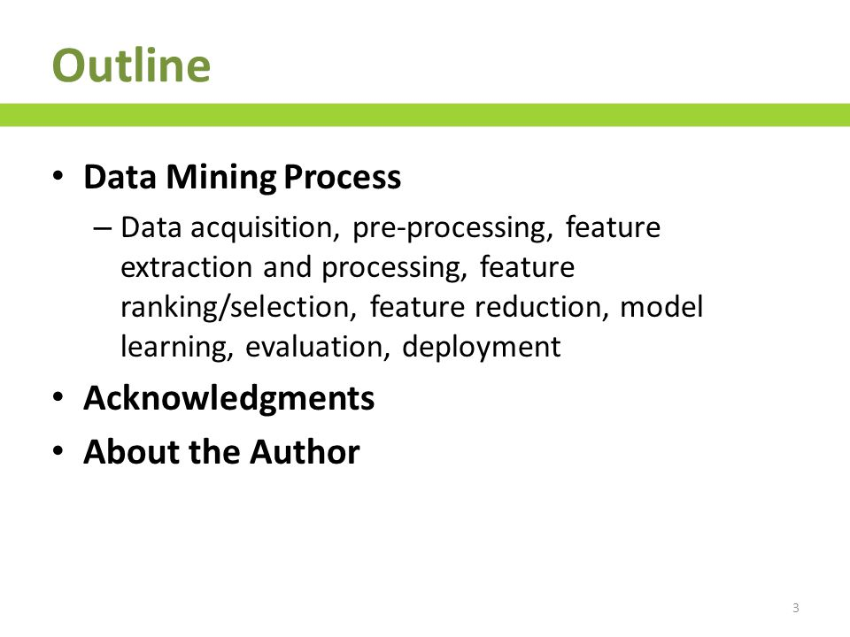 Introduction Data Mining: What, Why and How?