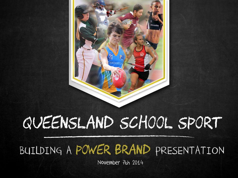 Project - Power Brand Queensland School Sport