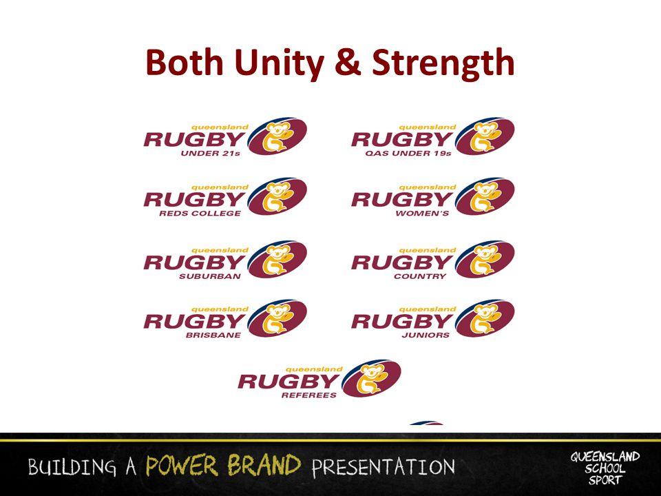 Both Unity & Strength