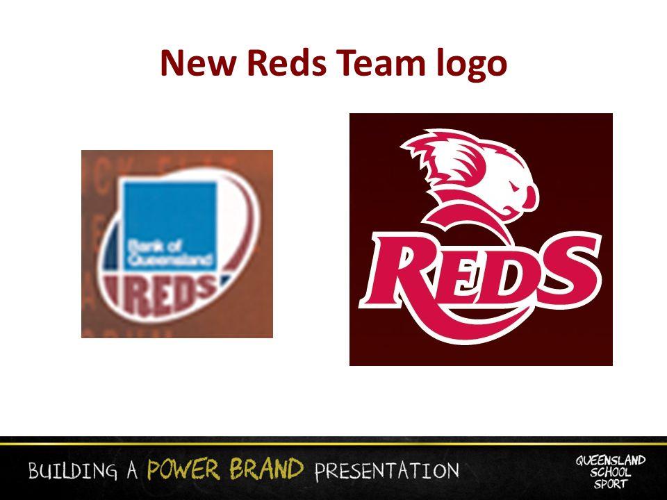 New Reds Team logo