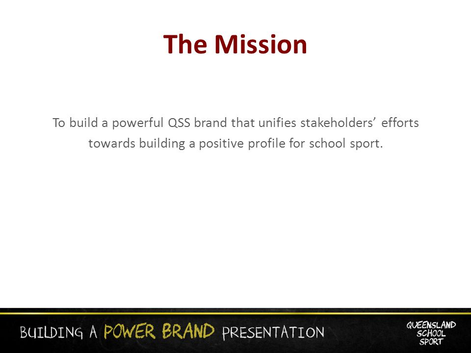 What is a power brand.