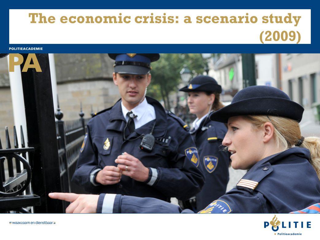 The economic crisis: a scenario study (2009)