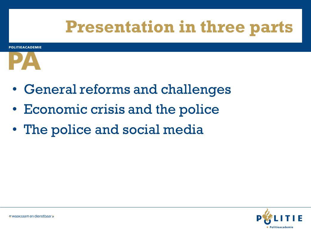 Strategic tasks police Gradual recovery.