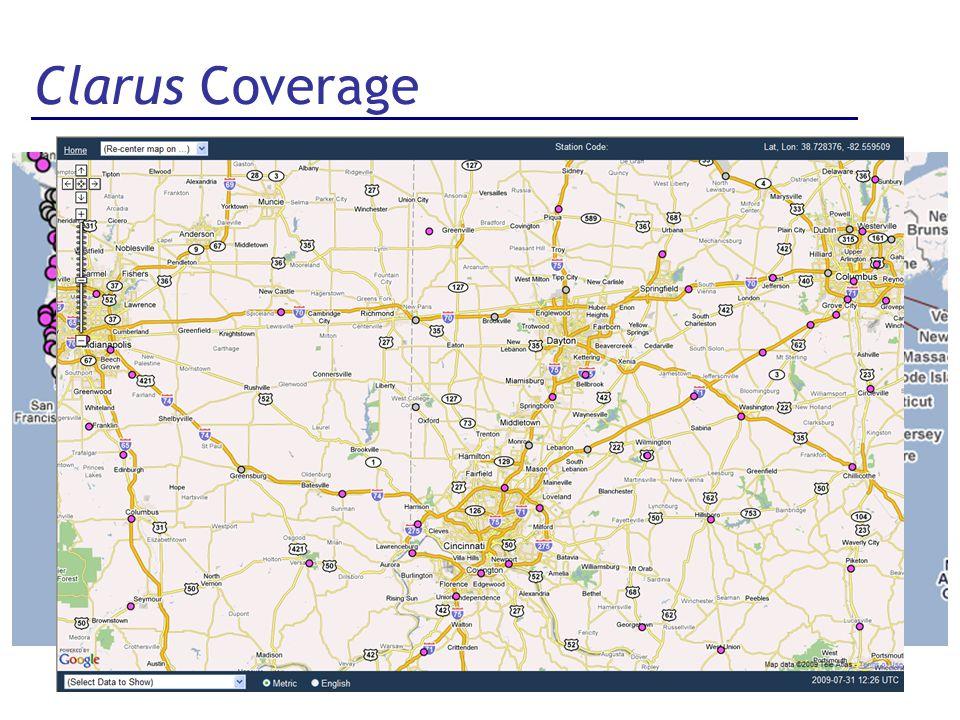 Clarus Coverage
