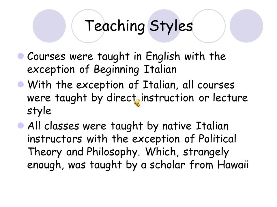 Classes Beginning Italian Political Theory and Philosophy Romanesque and Gothic Art and Architecture History of the Roman Empire