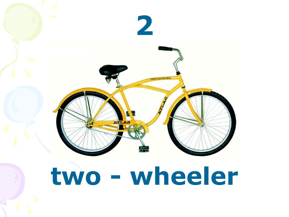 2 two - wheeler