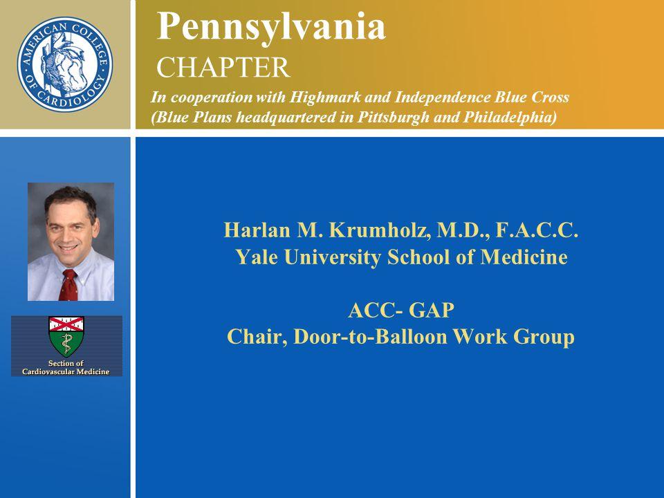 Harlan M. Krumholz, M.D., F.A.C.C.