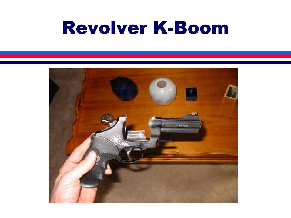 Revolver K-Boom
