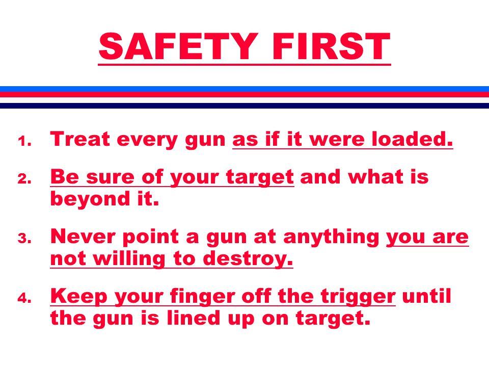 Ammunition Components l THE CARTRIDGE l 1. Primer l 2. Powder l 3. Case l 4. Bullet