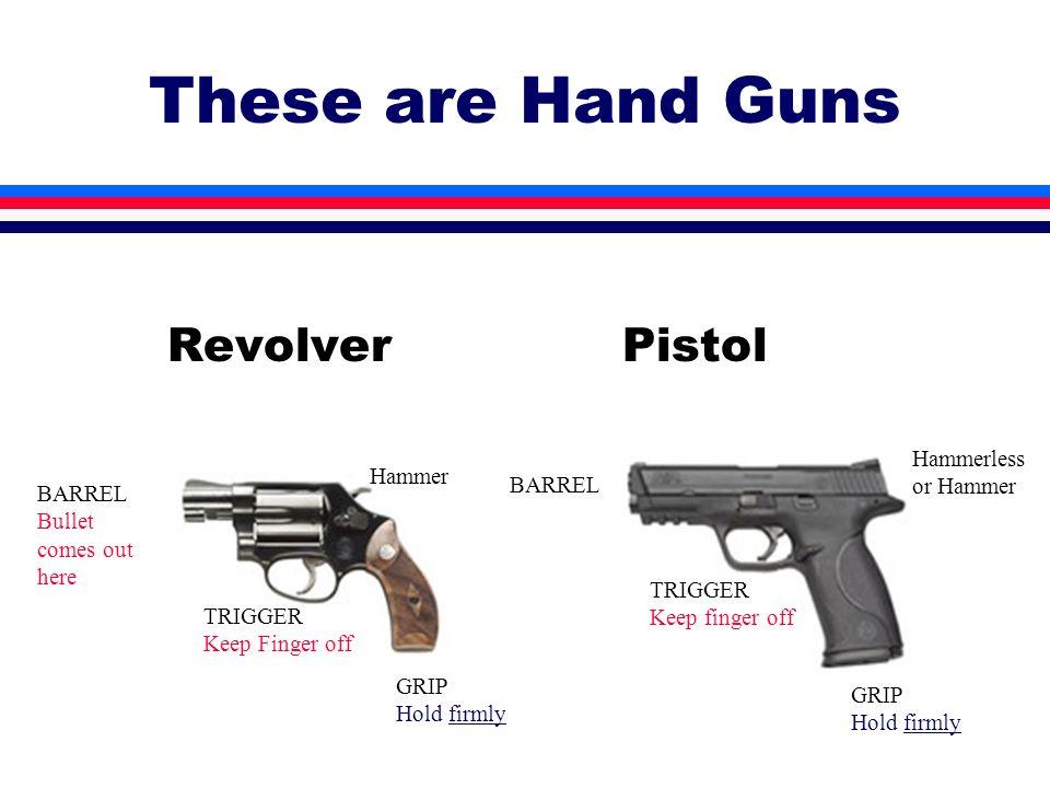 Ammunition Make sure you have the correct ammunition CHECK MARKINGS 1.
