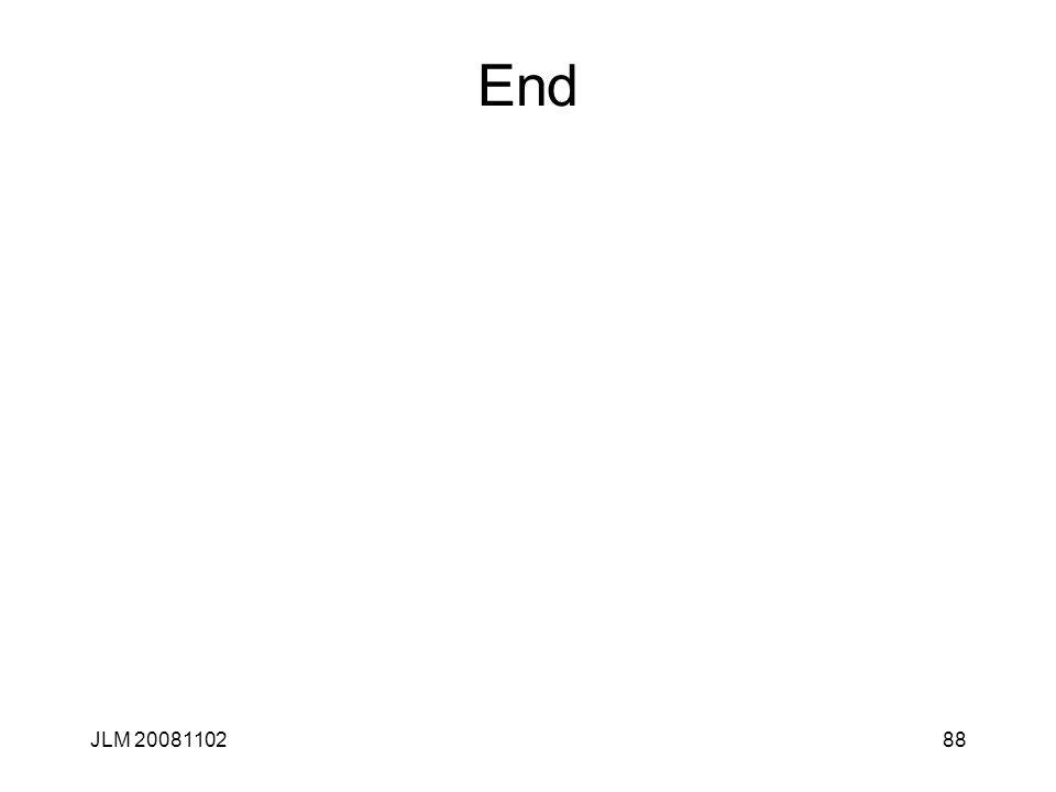 88 End JLM 20081102