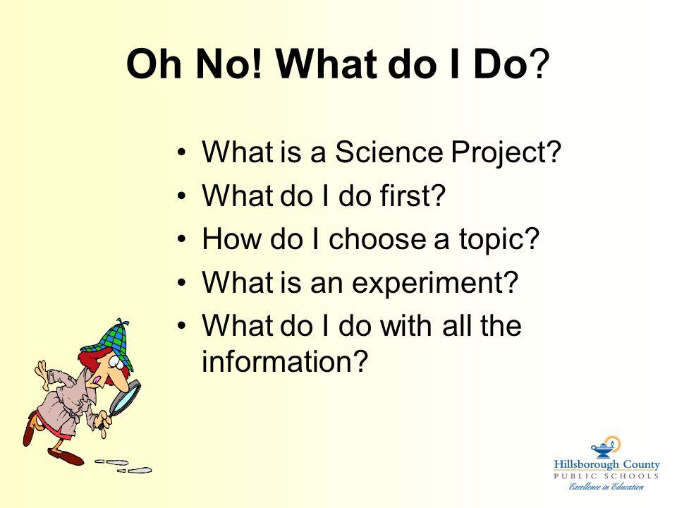 Sample Data Log Entry 9/4/2012 My teacher said it is time for STEM fair.