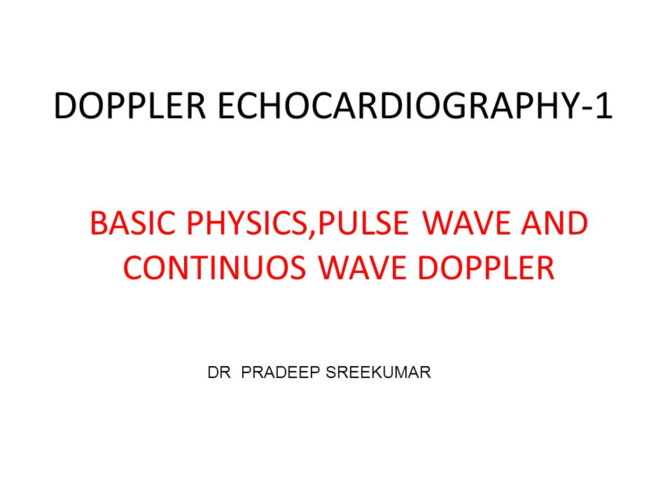 Sound is a mechanical vibration transmitted through an elastic medium Ultrasound-portion of sound spectrum having frequency greater than 20,000 cycles /sec Use of ultrasound to study the structure and function of heart and great vessels-echocardiography Advantages of ultrasound Can be directed as a beam and focussed Obeys laws of reflection and refraction Produce longitudnal waves