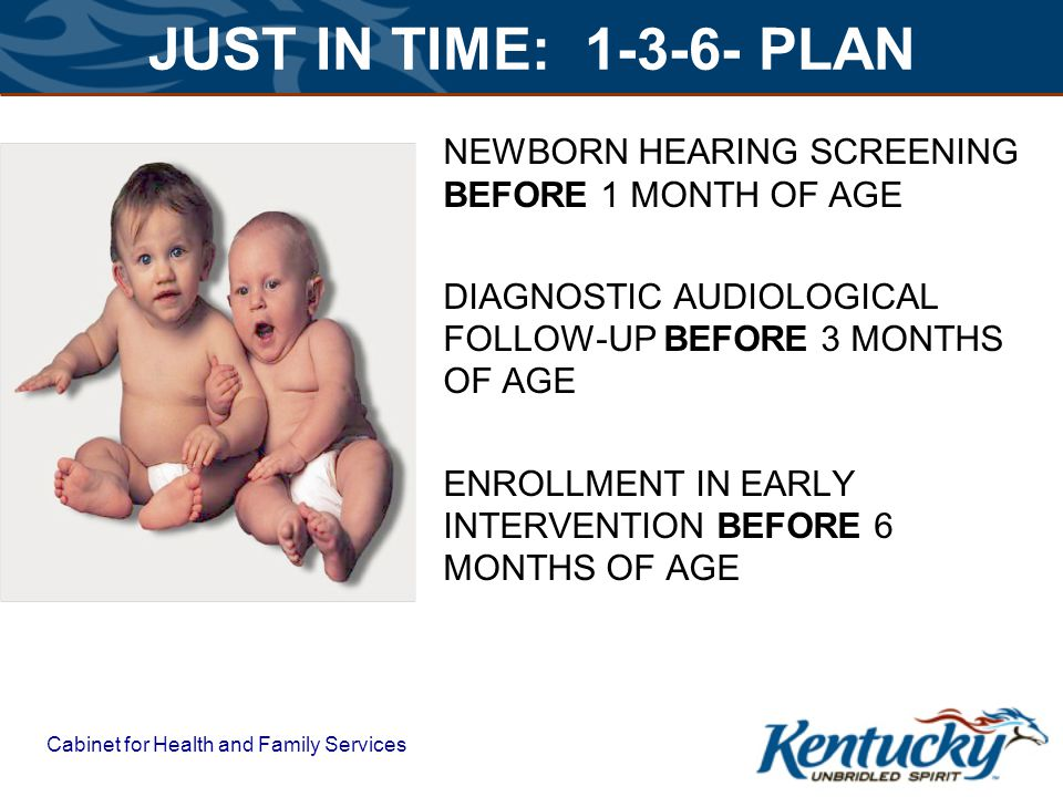 Cabinet for Health and Family Services Auditory Neural Pathway Central Auditory Pathway