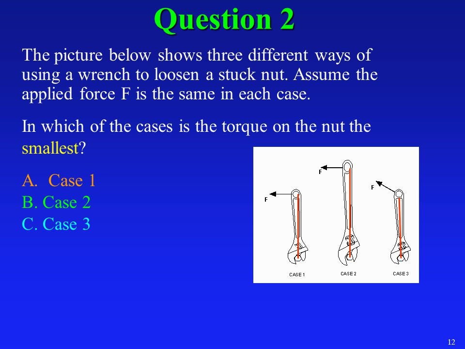Rolling...l Static friction f causes rolling. It is an unknown, so we must solve for it.