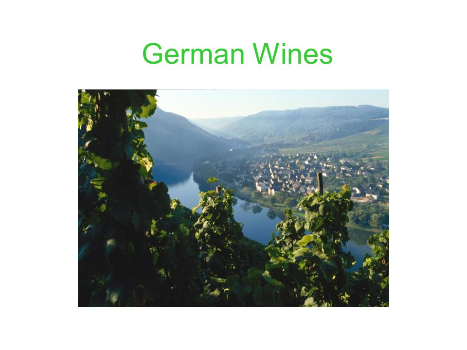 German Wines