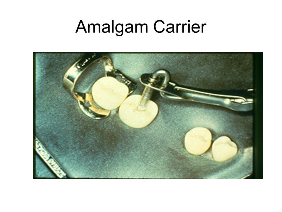 Condensing the Amalgam