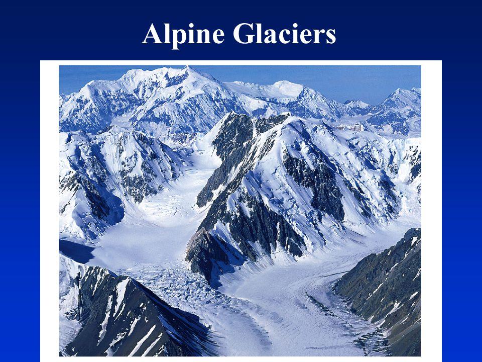Alpine Glaciers