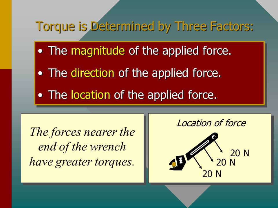 Summary: Resultant Torque Read, draw, and label a rough figure.Read, draw, and label a rough figure.