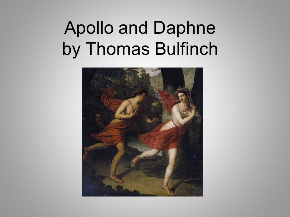 Apollo and Daphne by Thomas Bulfinch